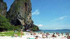 Ao Nang Tourism, Thailand - Next Trip Tourism Thailand Tourism, Ao Nang, Krabi, Cool Watches, Dolores Park, Around The Worlds, Museum, Water, Travel