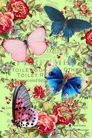 VINTAGE, EL GLAMOUR DE ANTAÑO: Primavera, Dulce Baile entre las Flores