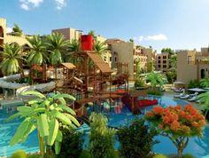 Sunwing #Waterworld Makadi Hotel #Hurghada #kids