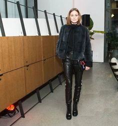 Olivia Palermo at Network 10 Year Anniversary Celebration in New York