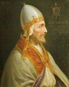 Nicholas Breakspeare (1100–1159), Pope Adrian IV