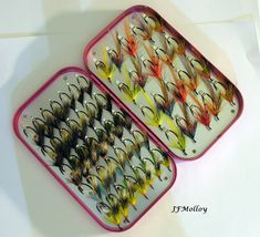 Salmon Flies, Fly Tying, Fly Fishing, Outdoors, Ideas, Fishing, Outdoor Rooms, Thoughts, Off Grid
