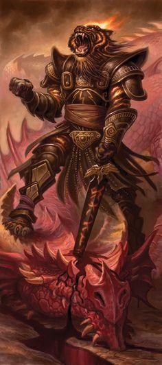 Rakshasa, Dragon 416