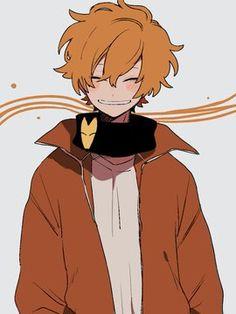 Manga Art, Manga Anime, Anime Art, Aesthetic Anime, Aesthetic Art, Cute Anime Guys, Emo Anime Girl, Anime Boy Hair, Cute Art Styles