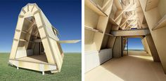 THE CARDBOARD HOUSE | Inhabitat - Sustainable Design Innovation, Eco Architecture, Green Building