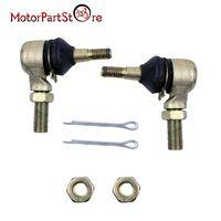 Joint Ball U-joint 10mm Tie Rod End for ATV Turn Joint Ball Rod Spare Parts Tie Rod End Kit for Yamaha Raptor YFM660 YFM660R #