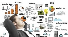 Planning on starting a business? but still confused..  Here are few recommend steps:  • Dig out your idea seeds • Go problem hunting. • Solution reconnaissance • Create a business website and Mobile App • Build an Online Brand  please contact with our expert for Business Strategy & Marketing consulting (no fee for consultation)  Our toll free No: 1-800-413-9649 (USA/Canada) Email / Skype us: sales@webgentechnologies.com  #business #webdevelopment #appdevelopment #startup