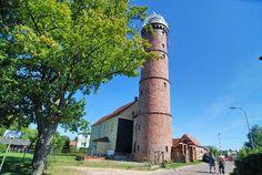 Jarosławiec lighthouse, Poland