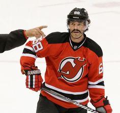 New Jersey Devils' Jaromir Jagr