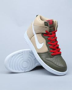 Nike - Nike Dunk High Sneakers