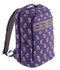 Simply Violet-  Laptop Backpack