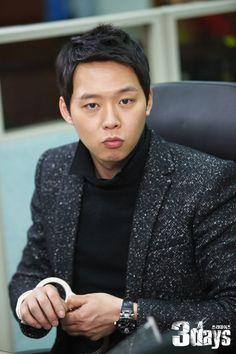 140414 New Stills of Park Yoochun in 'Three Days'