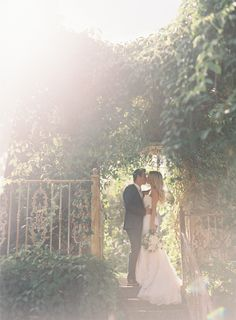 Photography: Bryce Covey Photography - brycecoveyphotography.com Read More: http://www.stylemepretty.com/2014/09/18/destination-glam-haiku-mill-wedding-by-bryce-covey-photography/