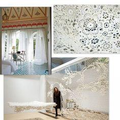 #excll #дизайнинтерьера #решения Реконструкция проводилась под руководством французского дизайнера Жака Гранжа.