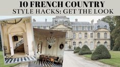 There's just something about the French Countryside that makes you want to pack it up and bring it all home in a suitcase! These are our favorite style hacks. Modern Farmhouse Bathroom, Classic Bathroom, Different Types Of Houses, Free In French, Eclectic Kitchen, French Countryside, Real Estate Services, French Country Style, Service Design