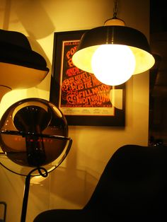 Knoll Chairs, Eyeball Floor Lamp Knoll Chairs, Window Displays, Floor Lamp, Ceiling Lights, Windows, Flooring, Lighting, Home Decor, Store Windows