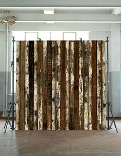 papel-pared-simula-madera  by piet hein eek