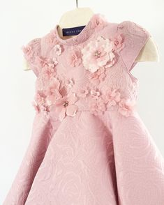 'Pixie Dust' dress from Bonne Chance SS 16 Girls Party, Baby Girl Party Dresses, Little Girl Dresses, Girls Dresses, Flower Girl Dresses, Little Girl Fashion, Kids Fashion, Toddler Dress, Toddler Girl