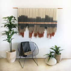 Our Copper Lines, Large Tapestry