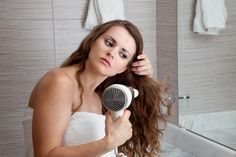 Keep your curls smooth and frizz-free with these 5 hair care tips for curly hair - Avoid blow-drying your curly hair, as it tends to make your hair appear frizzy - http://www.urbanewomen.com/keep-your-curls-smooth-frizz-free-with-these-5-hair-care-tips-for-curly-hair.html