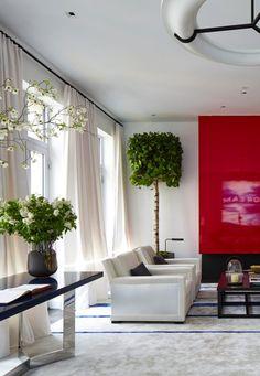 Interior design by Victoria Hagan for the 2016 Kips Bay Decorator Show House, via @sarahsarna.