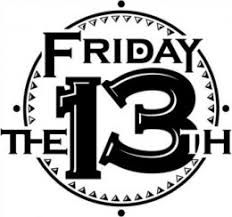 Friday the has many legends, folklore and history associated with it. For many the number 13 symbolizes evil and death. They consider this combination to be unlucky. Friday The 13th Origin, Friday The 13th Quotes, Happy Friday The 13th, Friday The 13th Superstitions, Lucky Day, Inspire Me, How Are You Feeling, Thoughts, History