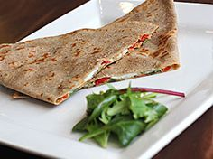 Located in the heart of Queen West, Chococrepe brings two worlds together to make delightful combinations of both chocolate and delicious crepes to Toronto. From savoury to sweet, Chococrepe serves it all, using the finest Valrhona chocolate. In addition to our crepes we serve salads, brunch, desserts and other chocolate goods. Our hot chocolate is made from real melted chocolate.