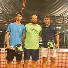 Maty Marina y Alex Ruíz estrenan entrenador. Se trata de Hugo Cases quien dejará la competición para centrarse en sus nuevos pupilos. Mucha suerte en esta andadura chicos! #worldpadeltour #padel #instapadel #trainer #padeladdict #padeltime