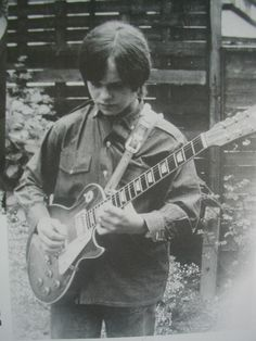 Young Paul Kossoff