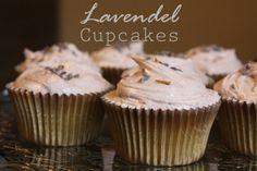 So good: Cupcakes with lavender... more: http://kuchen-fee.blogspot.de/2014/03/lavendel-cupcakes.html