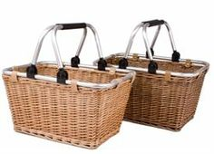 Chefs Complements - Willow Carry Basket