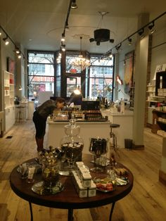"""""""This beauty boutique stocks a fine mix of candles, soaps, and cosmetics, both familiar (theBalm) and not (French phenom By Terry). Helpful stylists do a bang-up job with waxing, facials, and even crystal-tipped lash application. 1359 N. Wells St., 312-291-9750, archapothecary.com"""" - Chicago Mag"""
