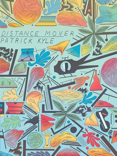 koyamapress: Patrick Kyle, who will release the collected Distance Mover with us in Fall 2014, shares some highlights from his bookshelf with It's Nice That. Also, keep your eyes peeled for some original art surrounding Patrick's bookshelf!