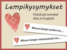 in English Archives - RyhmäRenki English Writing, Teaching English, Social Skills, Back To School, Psychology, Second Grade, Preschool, Projects To Try, Language