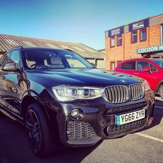 """BMW X3 just left to go to a new customer! #bmw #bmwx3 #x3 Short and Long Term Car Leasing : 0330 330 9425 : or GOOGLE """"Cocoon Vehicles"""" #car #cars #autos #carlease #carleasing #shorttermcar #shorttermcarlease #shorttermcarleasing #6monthcarhire #12monthcarhire #6monthcarlease #6monthcarleasing #12monthcarlease #12monthcarleasing #staffcarscheme #nonstatuslease #nonstatusleasing #newbusinesslease #newbusinessleasing #adversecreditlease #adversecreditleasing #derby #cocoonvehicles #03303309425"""