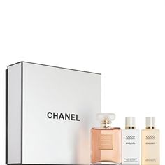 CHANEL - COCO MADEMOISELLE Trio Set More about #Chanel on http://www.chanel.com