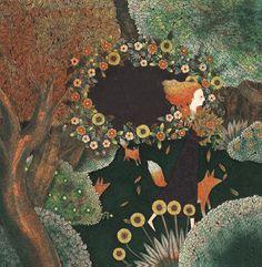 Louve Fanny Ducassé - ed. Thierry Magnier - 40 pages - € Art And Illustration, Book Illustrations, Album Jeunesse, Best Artist, Art Inspo, Childrens Books, Fine Art, Instagram, Painting