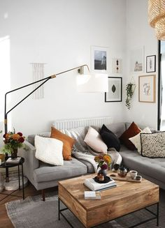 Here are the Scandinavian Living Room Design Ideas. This article about Scandinavian Living Room Design Ideas was posted under the … Design Living Room, My Living Room, Living Area, Living Room Themes, Living Room Decor Budget, Small Living Room Table, Small Lounge Rooms, Danish Living Room, Dark Wood Floors Living Room