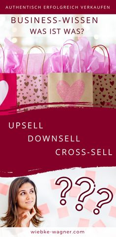 Upsell, Downsell, Crosssell – was? Affiliate Marketing, E-mail Marketing, Online Sales, Entrepreneurship, Online Business, Social Media, Education, Competitor Analysis, Awesome