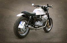Moto Guzzi Custom by Urban Motor