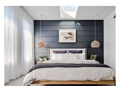 Contemporary Bedroom Decor, Modern Master Bedroom, Modern Bedroom Design, Master Bedroom Design, Minimalist Bedroom, Bedroom Designs, Home Decor Bedroom, Bedroom Ideas, Modern Bedrooms