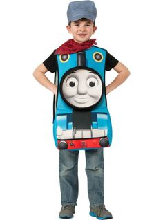 Rubies Thomas and Friends: Percy The Small Engine Costume, Toddler by Rubie's