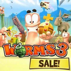 Worms 3 : http://goo.gl/e4E9xt