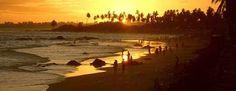 A Jurubeba Cultural:  O por do sol...