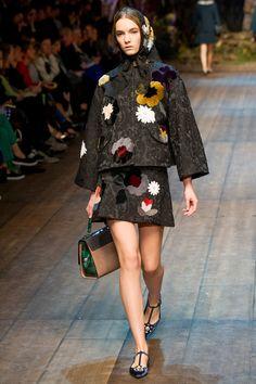 Dolce & Gabbana Fall 2014 – Vogue