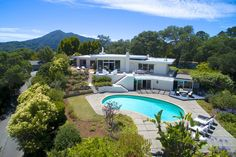 """40 Twain Harte Lane featured in my """"Buying A Home in Marin"""" article."""