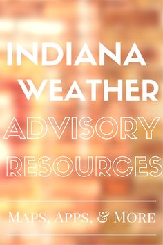 From road conditions to travel advisory information, this HUGE resource guide gives you the down-low on everything Indiana travel! Don't let a surprise snow ever stop you and your family again. Maps, smartphone apps, websites, and MORE!