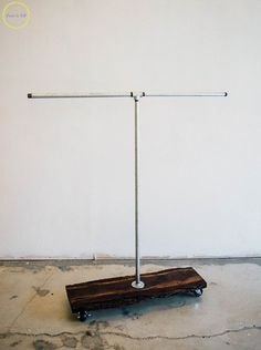 diy pipe clothing rack, plumbing