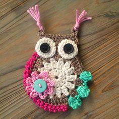 Tamara ART (Tamigurumi): Eagle Owl!