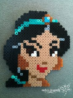 Princess Jasmine by RockerDragonfly on @deviantART